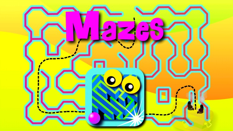 Wee Kids Mazes Free screenshot-4