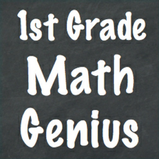 1st Grade Math Genius Challenge - Flash Cards Quiz Game For Kids