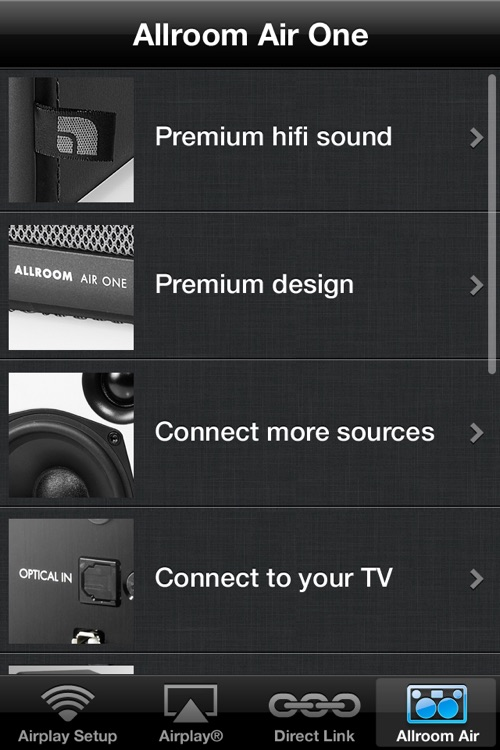 Audio Pro Air screenshot-3