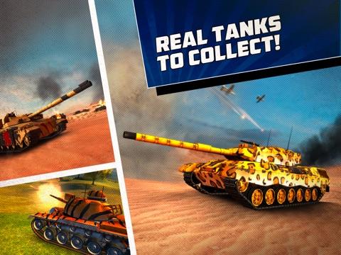 Screenshot #3 for Boom! Tanks