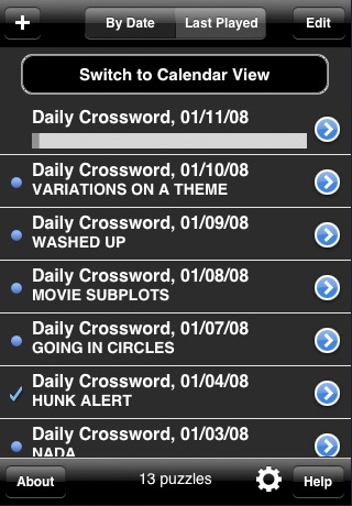 USA TODAY® Crosswords screenshot-3