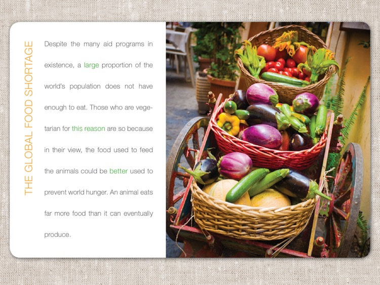 Veggie Cookbook+ screenshot-4