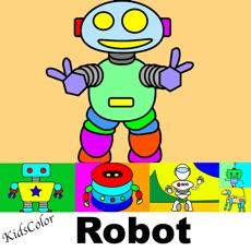Activities of KidsColor Robot