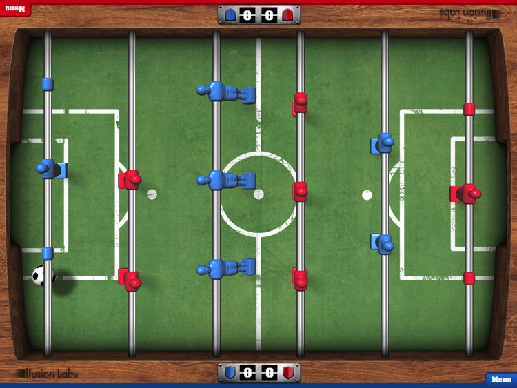 Foosball HD screenshot-3