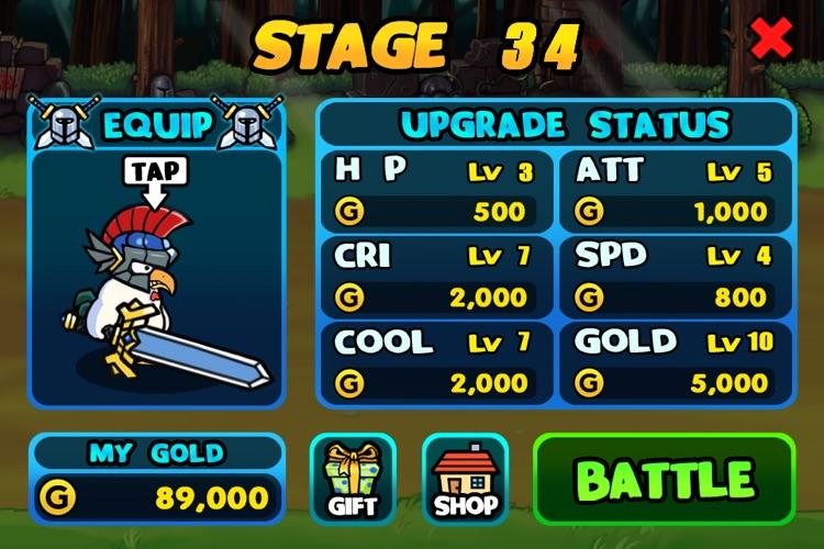 Chicken Revolution : Warrior screenshot-3
