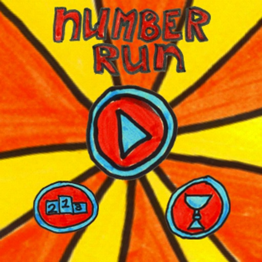 Brain Game 12 Number Run