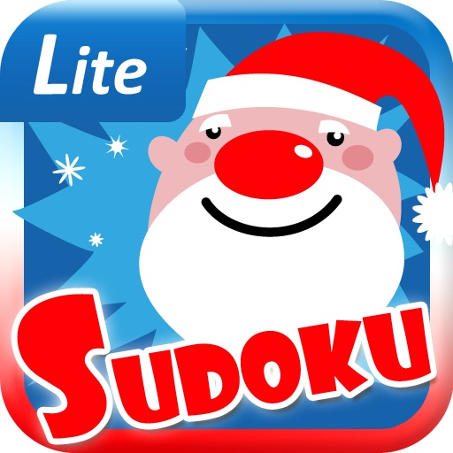 Santa's Sudoku Lite
