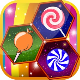 Awesome Candy Treat Swipe Mania Game For Kid-s Free