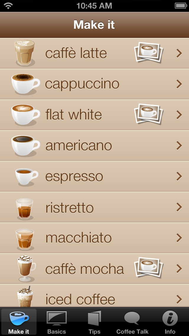Barista app image