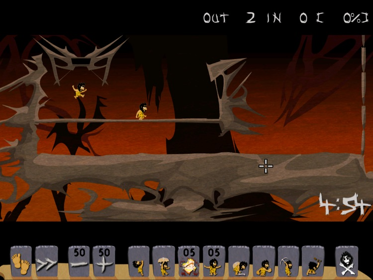 Caveman HD Lite screenshot-4