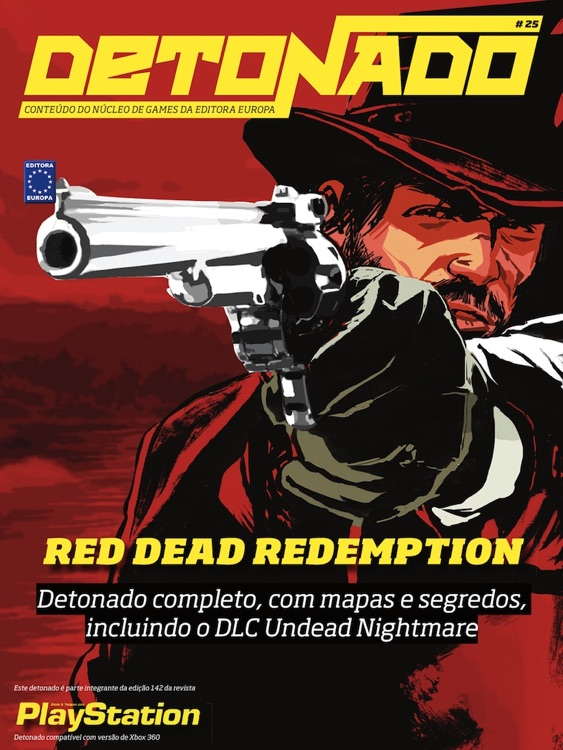 Roteiro Completo de Red Dead Redemption