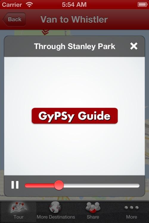 Vancouver Whistler Sea to Sky GPS Driving Tour screenshot-3