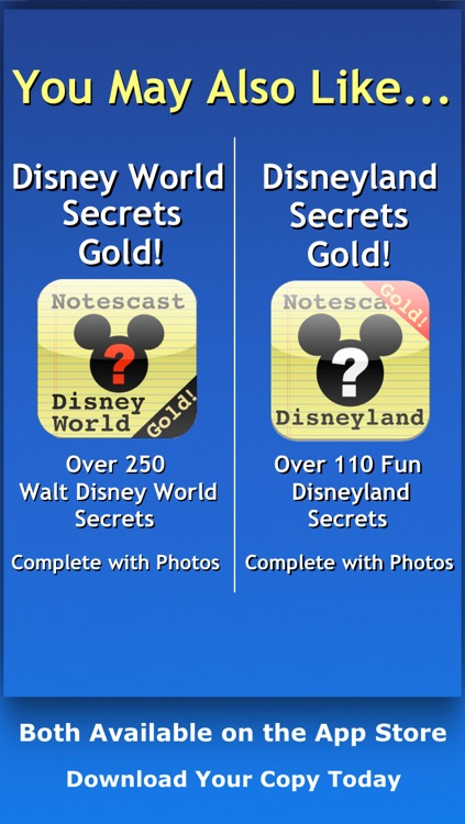 Disney World Hidden Mickeys screenshot-4