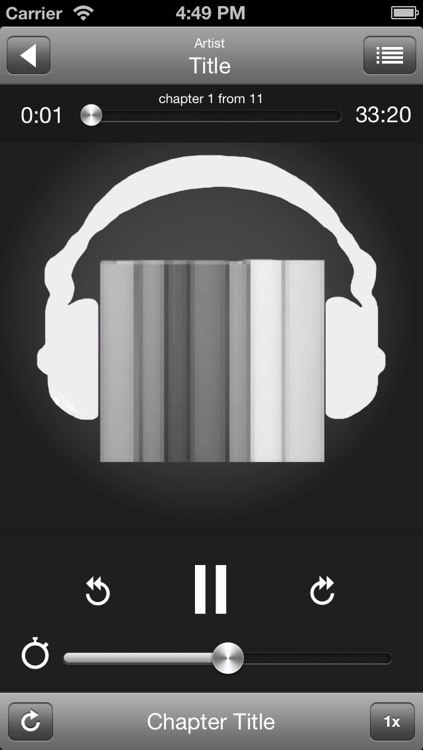 Audiobooks Player