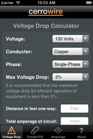 Cerrowire Electrical Calculator-1