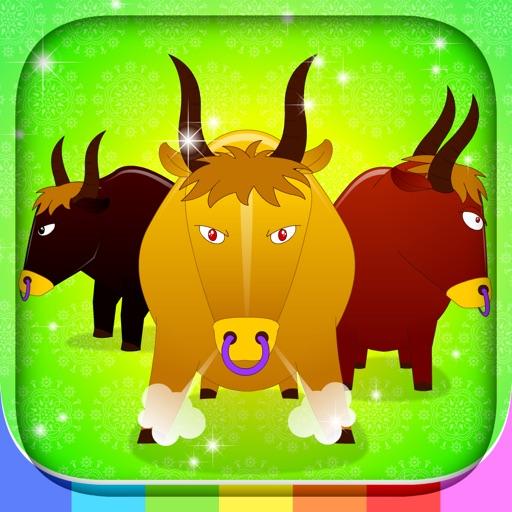 BabyStar ; 三头公牛和狮子