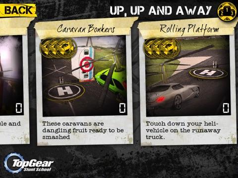 Игра Top Gear: Stunt School HD