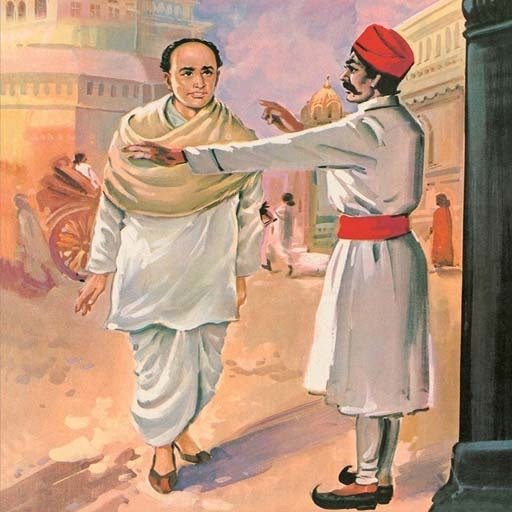Vidyasagar- The Social Reformer - Amar Chitra Katha Comics