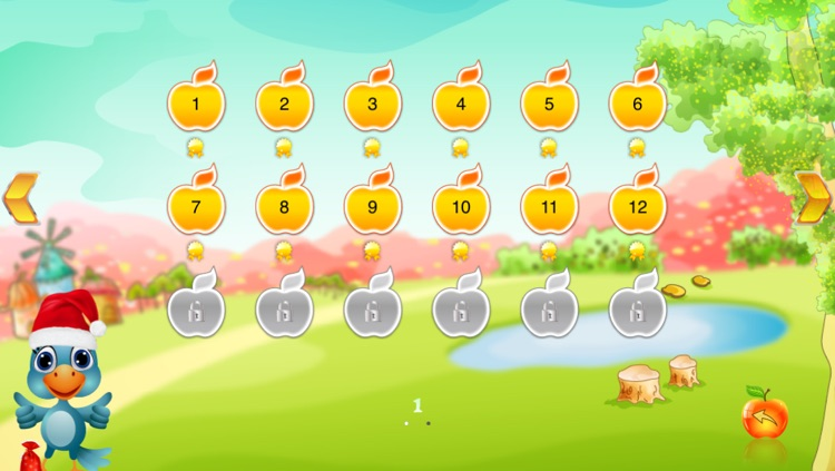 BB Learning Park - puzzle learning game for 3-10 years old Children screenshot-3