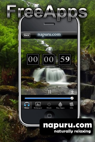 Relax Waterfall screenshot-2