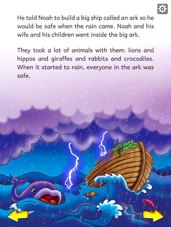 My Big Toddler Bible screenshot-3