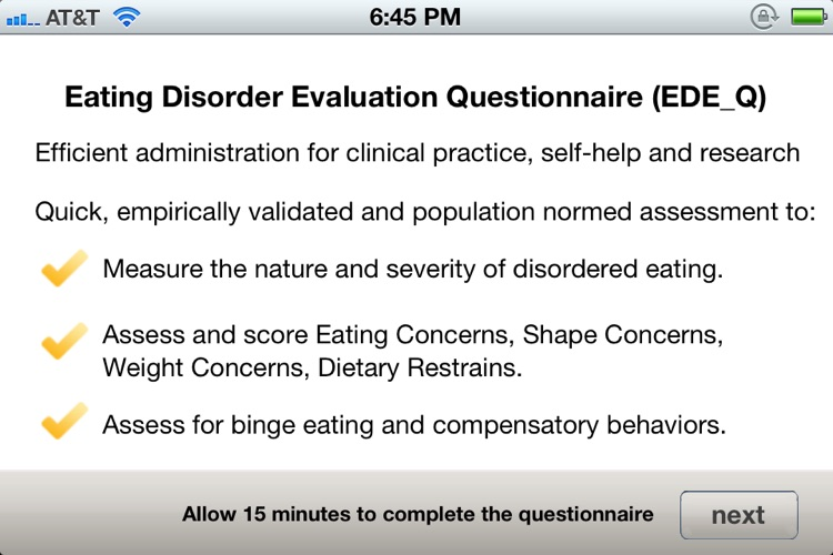 Do I have an Eating Disorder?
