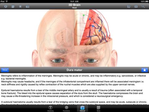 Pocket Brain-インタラクティブ神経解剖学のおすすめ画像2