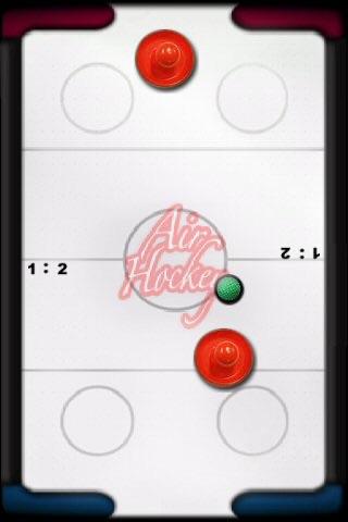 AirHockeyのおすすめ画像1