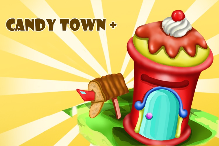 Candy Town + screenshot-0
