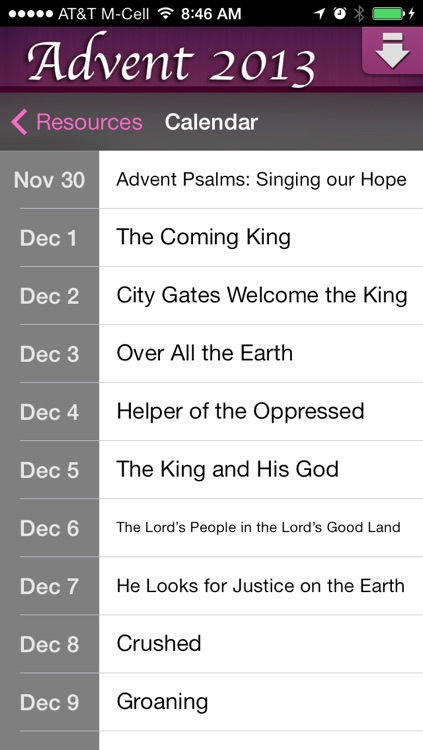 Advent 2013 by Biblica