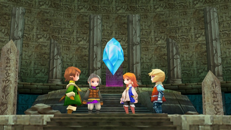 FINAL FANTASY III screenshot-3