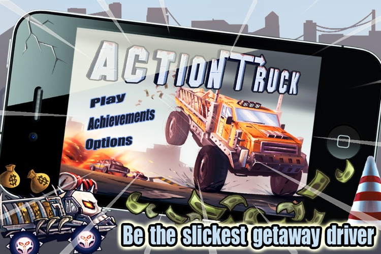 Action Truck screenshot-0