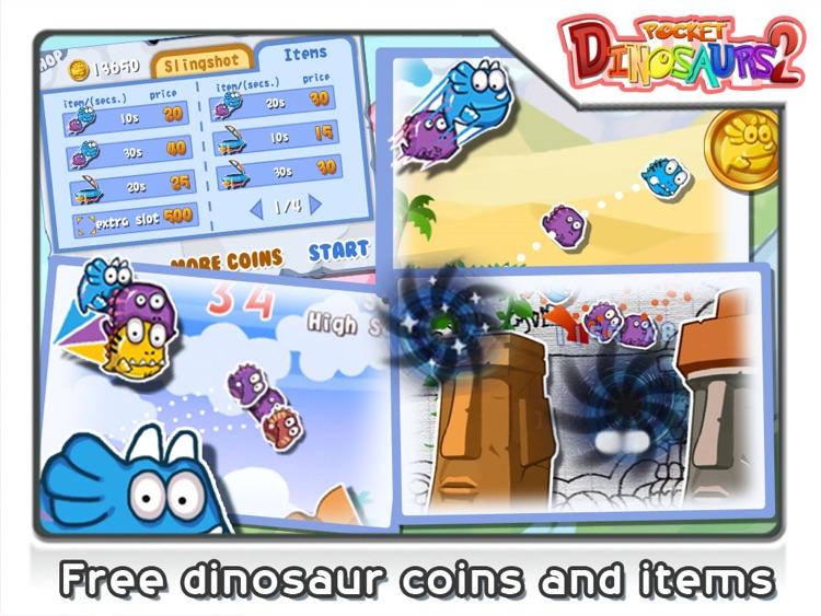 Pocket Dinosaurs 2 HD: Insanely Addictive! screenshot-4