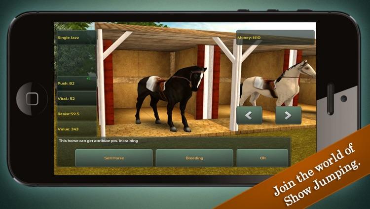 Jumping Horses Champions screenshot-3