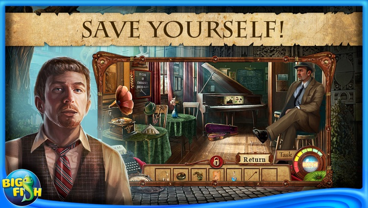 Punished Talents: Seven Muses - A Hidden Objects, Adventure & Mystery Game