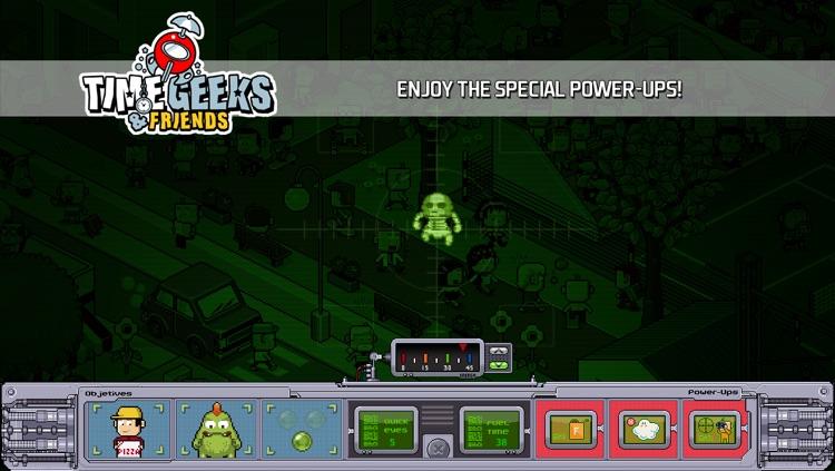 Time Geeks & Friends screenshot-4