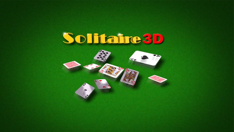 Solitaire 3D screenshot-3