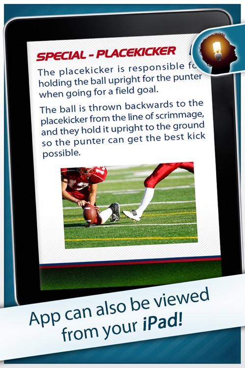 American Football - Understanding the Game screenshot-4
