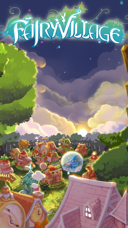 Fairy Village™ screenshot-1
