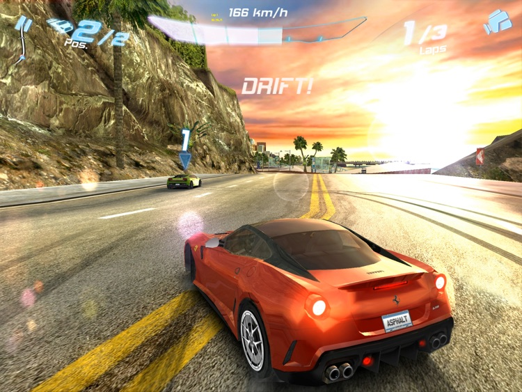 Asphalt 6: Adrenaline HD screenshot-2