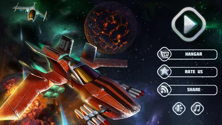 Galaxy Warfare Free - space shooter screenshot-4
