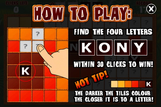find kony on the app store