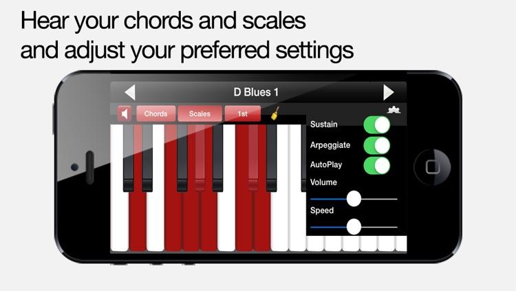 Piano Chords & Scales screenshot-4