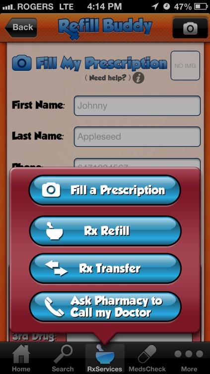 Refill Buddy screenshot-3