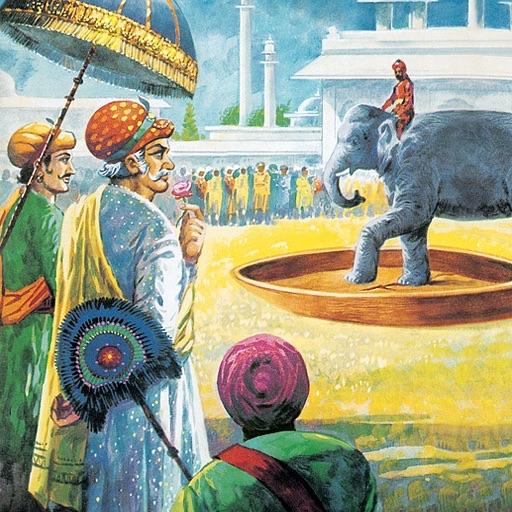 Birbal The Genius (The Genius Minister) - Amar Chitra Katha Comics