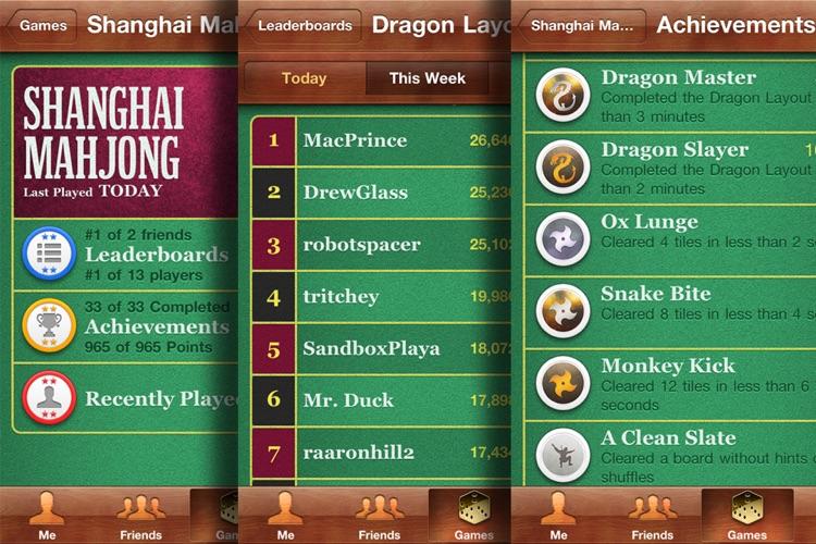 Shanghai Mahjong screenshot-4