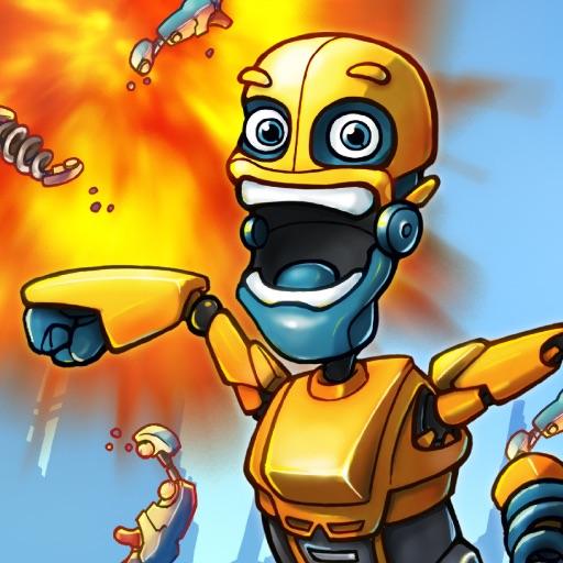 Kamikaze Robots icon