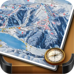 Saalbach Hinterglemm Ski and Offline Map