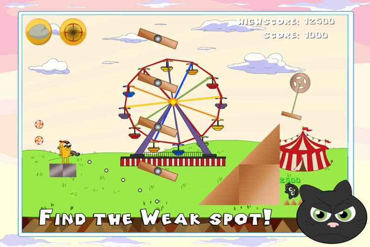 Domino Dog - Crazy Carnival screenshot-4