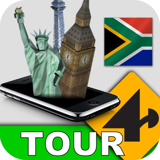 Tour4D Johannesburg icon
